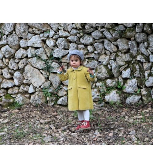 Velvetist mantel Emberiza, suurus 92