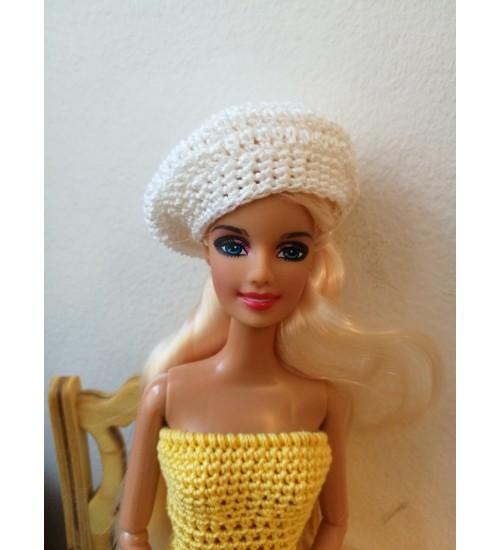 Heegeldatud barett  Barbiele