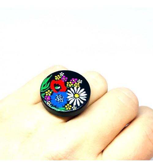 Reguleeritava suurusega kaunis sõrmus