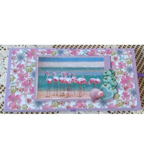 Flamingodega Šokolaaditasku