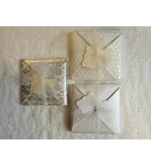 Ehtekarp origami stiilis 10*10cm
