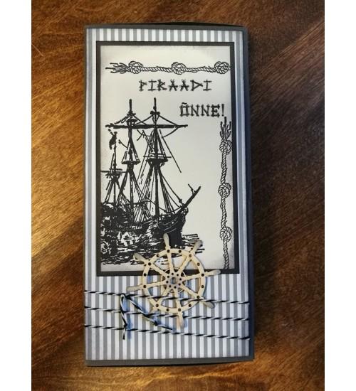 """Šokolaaditasku """"Piraatide õnn"""""""