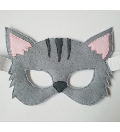 Halli kassi mask