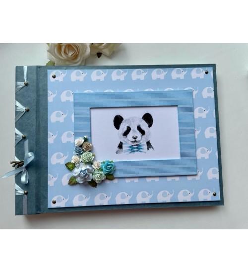 """Pildialbum lapsele """"Panda"""""""