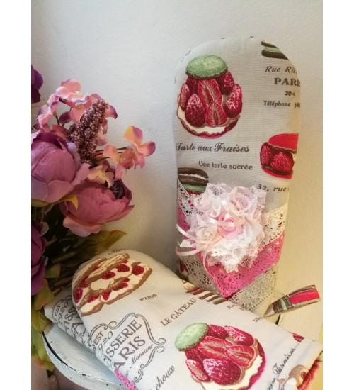 Romantilised muffinitega pajakindad