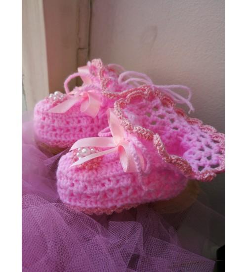 Pärlitega printsessipapud