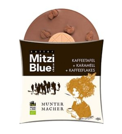 "CD šokolaad ""Munter Macher"""