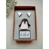 """Ehtekomplekt """"Saladuslik pingviin"""""""
