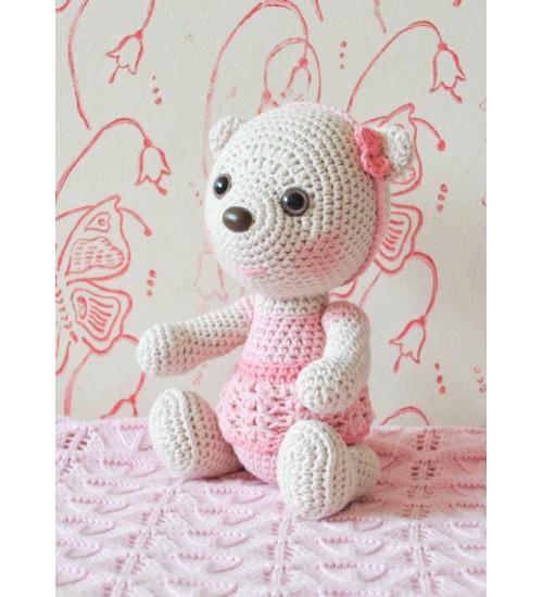 Heegeldatud roosa karu